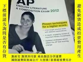 二手書博民逛書店Cracking罕見the AP English Literat