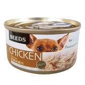 CHICKEN愛狗天然食-純鮮嫩雞肉 (70Gx24罐)-箱購