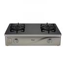 《修易生活館》林內 RTS-Q230 G(B) 台爐式感溫二口爐 (不含安裝)