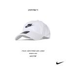IMPACT Nike Sportswear Heritage 86 Cap 白 黑字 老帽 男女 913011-100