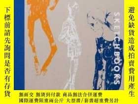二手書博民逛書店【罕見】2013年出版,Fashion Designers Sk