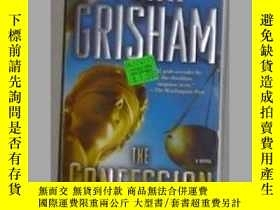 二手書博民逛書店英文原版罕見The Confession by John Gri
