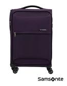 Samsonite 新秀麗 DLX 26吋 可擴充極度輕量2.8KG 布面行李箱/旅行箱-(紫) 72H