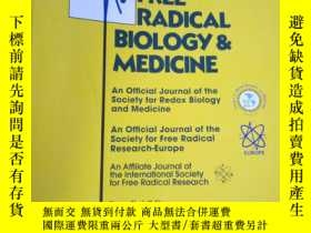 二手書博民逛書店Free罕見Radical Biology and Medici