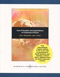 二手書博民逛書店 《Core Principles and Applications of Corporate Finance》 R2Y ISBN:0071107789│Ross