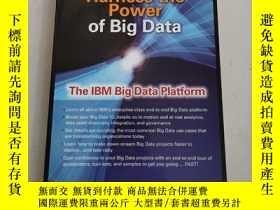 二手書博民逛書店利用大數據強大功能:IBM平臺Harness罕見the Powe