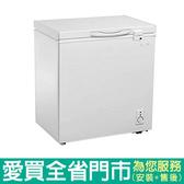 HERAN禾聯200L玻璃拉門冷凍櫃HFZ-2062含配送到府+標準安裝【愛買】