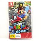 任天堂 Switch NS 瑪利歐 奧德賽 Mario Odyssey 多國語文含中文