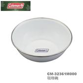 【速捷戶外】美國Coleman CM-32361 琺琅碗, 琺琅食器,露營餐具,野炊餐具,戶外餐具