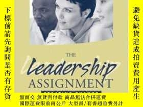 二手書博民逛書店The罕見Leadership Assignment: Creating Change-領導任務:創造變革Y4