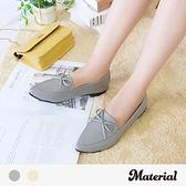 包鞋 尖頭蝴蝶結包鞋 MA女鞋 T51015