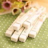 【03387】 花系列 長條橡皮擦 學生 考試 文具 辦公