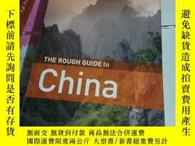 二手書博民逛書店THE罕見ROUGH GUIDE TO CHINAY308086 ROUGH GUIDES ROUGH G