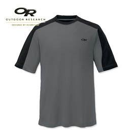 丹大戶外【Outdoor Research】OR50740-044 Sequence Duo Tee™ 圓領短袖排汗衫