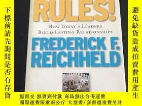 二手書博民逛書店英文原版罕見LOYALTY RULESY12153 FREDER