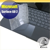【Ezstick】Microsoft Surface GO 2 奈米銀抗菌TPU 鍵盤保護膜 鍵盤膜