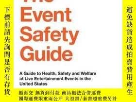 二手書博民逛書店The罕見Event Safety GuideY410016 Event Safety Alli... Sky