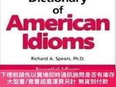 二手書博民逛書店Ntc s罕見Thematic Dictionary Of American IdiomsY255174 Ri
