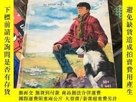 二手書博民逛書店The罕見Loner (英文原版)Y11245 Ester Wier SBS 出版1969