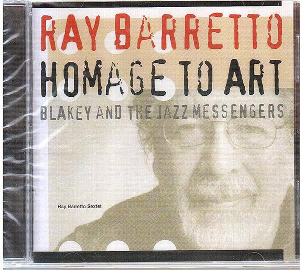 【正版全新CD清倉 4.5折】 Homage to Art Blakey
