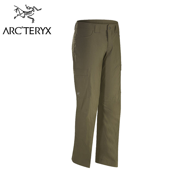 Arc'teryx 始祖鳥 Rampart  排汗透氣長褲    貓鼬棕  男款 #17133