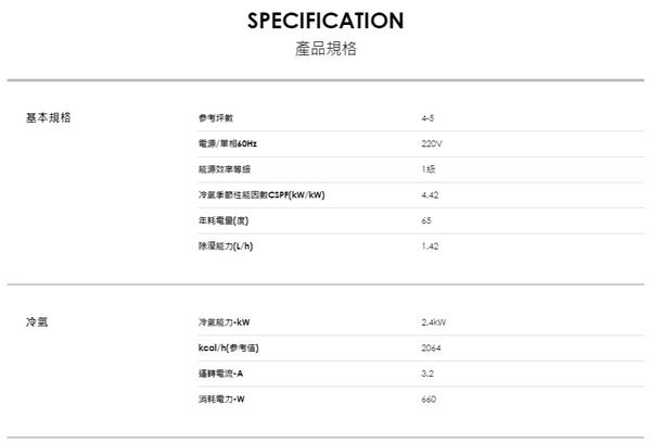 ↙0利率/免運費↙TECO東元 4-5坪1級省電 HEPA濾網 變頻靜音窗型冷氣-右吹MW22ICR-HR【南霸天電器百貨】
