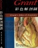 二手書R2YB 2005年5月初版一刷《Grant s 彩色解剖圖譜 11e》A