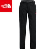 The North Face TNFCZJ9-JK3黑色4207  男 LIGHTEN彈性長褲