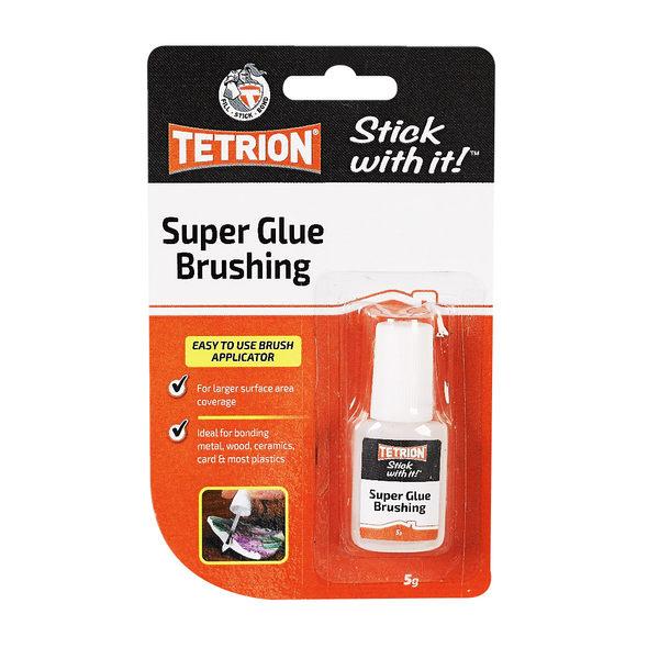 TETRION Super Glue Brushing 超級筆刷膠