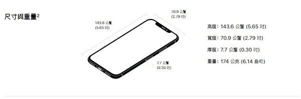 【全新品】24期零利率 非電信門號手機 蘋果 APPLE  iPhone X 256GB 5.8 吋 手機