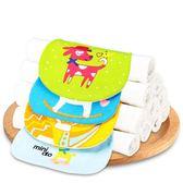 嬰兒童純棉吸汗巾寶寶墊背巾0-1-3-4-6歲全棉隔汗巾幼兒園