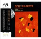 【停看聽音響唱片】【SACD】蓋茲與吉芭托:史坦.蓋茲