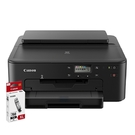 【隨貨送PGI780XL原廠墨水匣一黑】CANON PIXMA TS707 A4 噴墨相片印表機