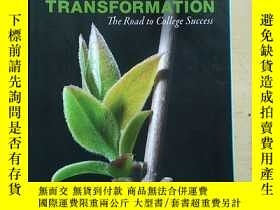 二手書博民逛書店Academic罕見transformation :the road to college success英文原版