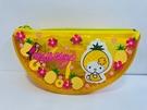 【震撼精品百貨】Hello Kitty 凱蒂貓~Hello Kitty 凱蒂貓化妝包-透明水果