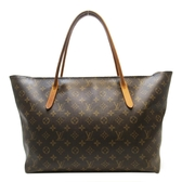 LOUIS VUITTON LV 路易威登 原花手提肩背包 Raspail PM M40608【二手名牌BRAND OFF】
