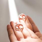 銀致S925純銀戒指情侶