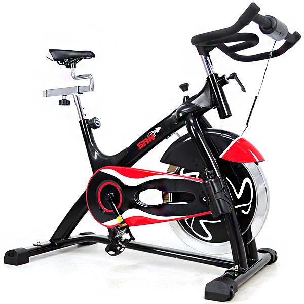黑爵士23KG飛輪健身車6倍強度.23公斤.室內腳踏車.推薦哪裡買專賣店特賣會【SAN SPORTS】