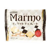 日本 日幸製菓 大理石巧克力餅乾 105g NIKKOH Marmo