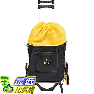 [106美國直購] 摺疊 六輪可爬梯推車 MPCB-1 UpCart with Bag Bundle All-Terrain Stair Climbing Folding Cart Moves up