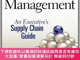 二手書博民逛書店預訂Materials罕見Management: An Executive S Supply Chain Guid