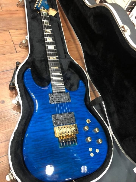 凱傑樂器 中古美品 CARVIN CUSTOM SHOP ORDER 高階 電吉他 美製 絕版
