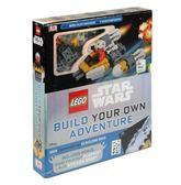 Lego 動手做玩具書 Lego Star Wars