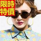 太陽眼鏡自信明星款-有型舒適抗UV運動男女墨鏡57ac9【巴黎精品】
