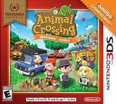 3DS 任天堂精選:走出戶外 動物之森  amiibo+(美版代購)
