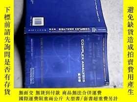 二手書博民逛書店Complex罕見Analysis 複分析Y19583 : 世界