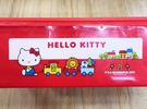 【震撼精品百貨】Hello Kitty 凱蒂貓~凱蒂貓 HELLO KITTY置物箱(30L)-紅色