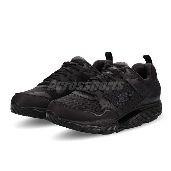 Skechers 慢跑鞋 SRR Pro-Resistance-Runaway 黑 全黑 足弓推進器 健走鞋 男鞋 運動鞋【ACS】 999124BBK
