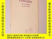 二手書博民逛書店Vivaldi罕見Concerto in do maggiore 維瓦爾第 A小調雙簧管協奏曲 (大16開本 ,另