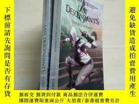 二手書博民逛書店Last罕見Descendants: An Assassin s